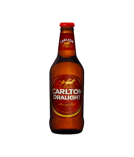 Carlton Draught Stubbies