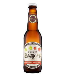Cheeky Rascal Strawberry & Pear Cider