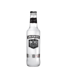 Smirnoff Ice Double Black Bottles