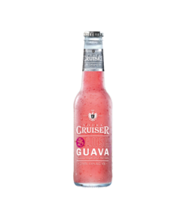 Vodka Cruiser Lush Guava