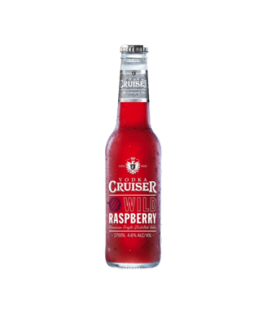 Vodka Cruiser Wild Raspberry