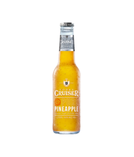 Vodka Cruiser Pure Pineapple
